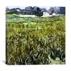"iCanvas ""Auvers at Auvers"" Canvas Wall Art by Vincent Van Gogh"