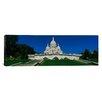 iCanvas Panoramic Basilica, Basilique du Sacre Coeur, Paris, France Photographic Print on Canvas