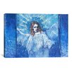 iCanvasArt 'Half-Figure of an Angel (After Rembrandt)' by Vincent van Gogh Painting Print on Canvas