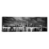 <strong>iCanvasArt</strong> Panoramic Evening, St Louis, Missouri Photographic Print on Canvas