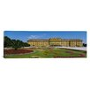 <strong>iCanvasArt</strong> Panoramic Building, Schonbrunn Palace, Vienna, Austria Photographic Print on Canvas