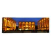 iCanvasArt Panoramic Lincoln Center, New York City Photographic Print on Canvas
