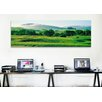 iCanvasArt Panoramic Farmland Southland, New Zealand Photographic Print on Canvas