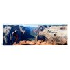 <strong>iCanvasArt</strong> Panoramic Zion National Park, Utah Photographic Print on Canvas