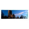 iCanvas Panoramic Lincoln Cathedral, Lincolnshire, England Photographic Print on Canvas