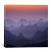 """iCanvasArt """"Enchanted China #2"""" Canvas Wall Art by Dan Ballard"""