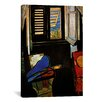 iCanvasArt 'Interior with a Violin' by Henri Matisse Painting Print on Canvas