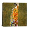 "iCanvas ""Hoffnung ll (the Hope ll)"" Canvas Wall Art by Gustav Klimt"