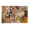 iCanvas Composition VII by Wassily Kandinsky Painting Print on Canvas