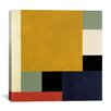 "iCanvasArt ""Composition XXII"" Canvas Wall Art by Theo van Doesburg"