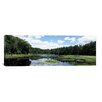 iCanvas Panoramic 'Adirondack Mountains, New York State' Photographic Print on Canvas