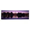 iCanvas Panoramic Capitol Building Washington DC Photographic Print on Canvas