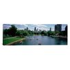 iCanvasArt Panoramic Lincoln Park, Chicago, Illinois Photographic Print on Canvas