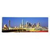 iCanvas Panoramic Dallas Texas Photographic Print on Canvas