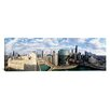 iCanvasArt Panoramic 'Cityscape Chicago Illinois' Photographic Print on Canvas