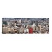 iCanvas Panoramic 'City Viewed from the Nob Hill, San Francisco, California' Photographic Print on Canvas