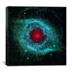 iCanvas Dying Helix Nebula (Spitzer Space Telescope) Canvas Wall Art