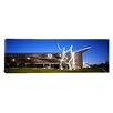 "<strong>iCanvasArt</strong> Panoramic ""Dancers Sculpture in Front of the Colorado Convention Center, Denver, Colorado"" by Jonathan Borofsky Photographic Print on Canvas"