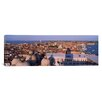 iCanvasArt Panoramic High Angle View of a City, Venice, Italy Photographic Print on Canvas