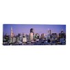 iCanvas Panoramic High Angle View of a City, San Francisco, California Photographic Print on Canvas