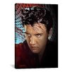 iCanvasArt 'Reflecting Elvis Presley' by Betty Harper Photographic Print on Canvas