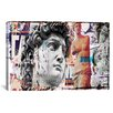 "iCanvas ""David and Venus"" by Luz Graphics Graphic Art on Canvas"