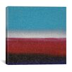 <strong>Dreaming of 21 Sunsets - XXI Canvas Wall Art by Hilary Winfield</strong> by iCanvasArt