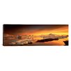iCanvasArt Panoramic Disko Bay, Greenland Photographic Print on Canvas