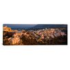 iCanvasArt Panoramic Fira, Santorini, Cyclades Islands, Greece Photographic Print on Canvas