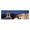 iCanvas Panoramic Greece Photographic Print on Canvas