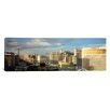 iCanvas Panoramic Buildings in a City, The Strip, Las Vegas, Nevada Photographic Print on Canvas