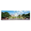 iCanvasArt Panoramic Jackson Square, New Orleans, Louisiana Photographic Print on Canvas