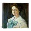 "iCanvas ""Gabriele Munter"" Canvas Wall Art by Wassily Kandinsky Prints"