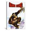 iCanvasArt King Kong Vintage Movie Poster Canvas Print Wall Art