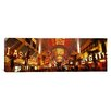 iCanvasArt Panoramic Fremont Street Experience Las Vegas, Nevada Photographic Print on Canvas
