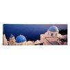 iCanvas Panoramic Oia, Santorini, Greece Photographic Print on Canvas