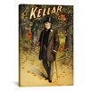 <strong>Kellar In The Forest of Demons Vintage Magic Poster Canvas Print Wa...</strong> by iCanvasArt