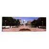 iCanvasArt Panoramic Wisconsin State Capitol, Madison, Wisconsin Photographic Print on Canvas