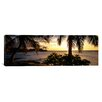 iCanvasArt Panoramic Kohala Coast, Hawaii Photographic Print on Canvas