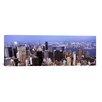 iCanvas Panoramic 'Manhattan, New York City' Photographic Print on Canvas