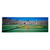 <strong>Panoramic Football Game, University of Michigan, Ann Arbor, Michiga...</strong> by iCanvasArt