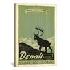 <strong>'Denali National Park' by Anderson Design Group Vintage Advertiseme...</strong> by iCanvasArt