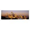 iCanvas Panoramic Seattle, Washington Photographic Print on Canvas