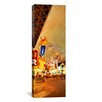 iCanvas Panoramic Fremont Street Downtown Las Vegas Photographic Print on Canvas