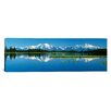 iCanvas Panoramic Mt Foraker and Mt Mckinley, Denali National Park, Alaska Photographic Print on Canvas