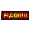 iCanvas 'Madrid' by Michael Tompsett Graphic Art on Canvas