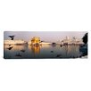 iCanvas Panoramic Golden Temple, Amritsar, Punjab, India Photographic Print on Canvas