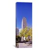 iCanvasArt Panoramic Mailbox Building in a City, Wells Fargo Center, Denver, Colorado Photographic Print on Canvas
