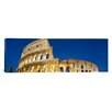 iCanvas Panoramic Coliseum, Rome, Lazio, Italy Photographic Print on Canvas