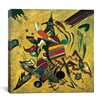 "iCanvasArt ""Points"" Canvas Wall Art by Wassily Kandinsky"